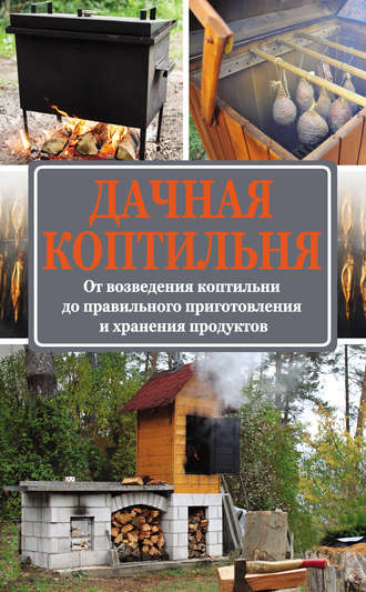 Антон Козлов, Дачная коптильня. От возведения коптильни до правильного приготовления и хранения продуктов