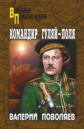 Валерий Поволяев, Командир Гуляй-Поля