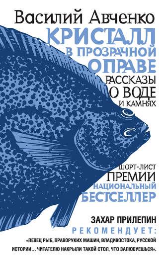 Василий Авченко, Кристалл в прозрачной оправе. Рассказы о воде и камнях