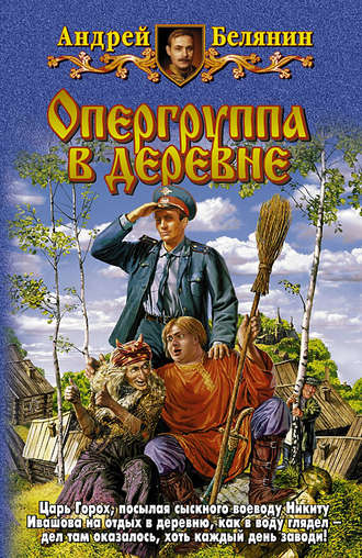 Андрей Белянин, Опергруппа в деревне