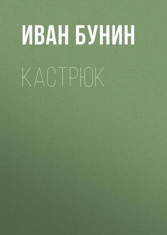 Иван Бунин, Кастрюк