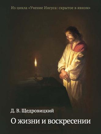 Дмитрий Щедровицкий, О жизни и воскресении