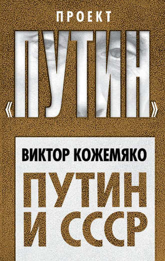 Виктор Кожемяко, Путин и СССР