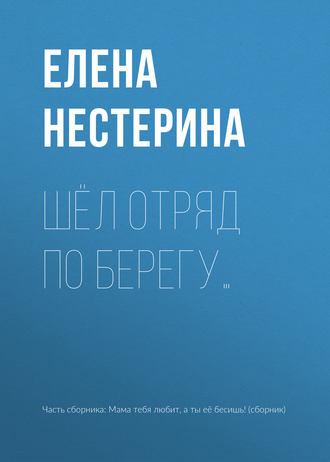 Елена Нестерина, Шёл отряд по берегу…