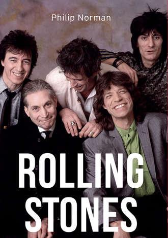 Philip Norman, Rolling Stones