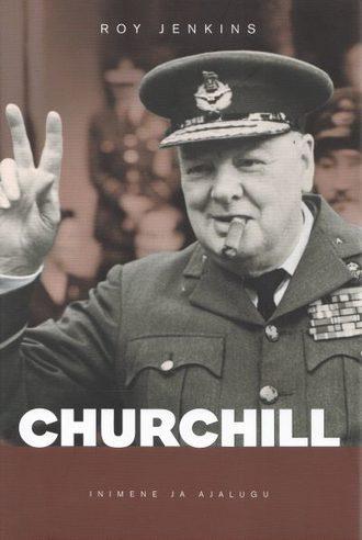Roy Jenkins, Churchill
