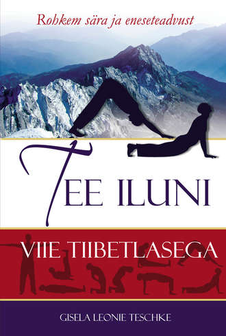 Gisela Leonie, Tee iluni viie tiibetlasega
