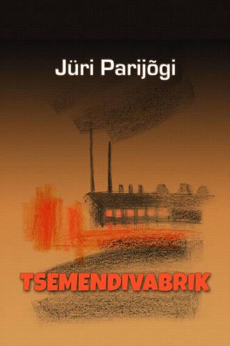 Jüri Parijõgi, Tsemendivabrik