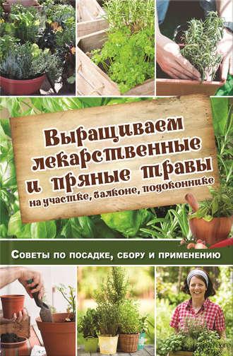 Наталья Костина-Кассанелли, Выращиваем лекарственные и пряные травы на участке, балконе, подоконнике. Советы по посадке, сбору и применению
