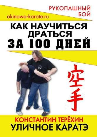 Константин Терёхин, Уличное каратэ. Как научиться драться за 100 дней