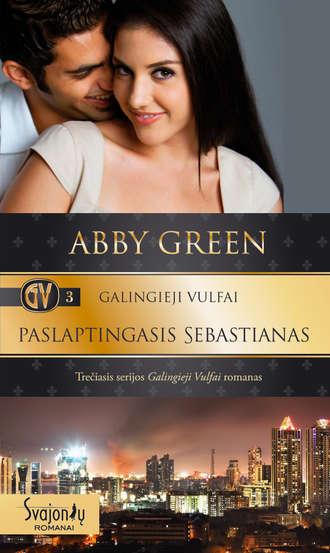 Abby Green, Paslaptingasis Sebastianas