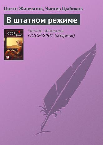 Цокто Жигмытов, Чингиз Цыбиков, В штатном режиме