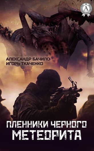 Александр Бачило, Игорь Ткаченко, Пленники Черного Метеорита