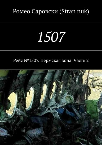 Роман (Strannuk), 1507. Рейс №1507. Пермскаязона. Часть 2