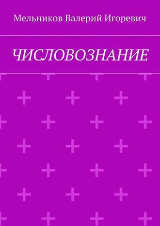 Валерий Мельников, ЧИСЛОВОЗНАНИЕ