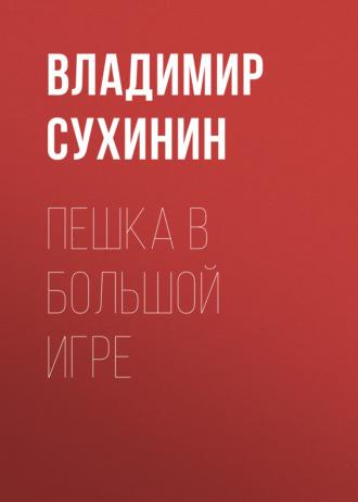 Владимир Сухинин, Пешка в большой игре