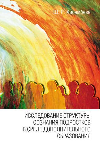 Шамиль Хисамбеев, Исследование структуры сознания подростков в среде дополнительного образования