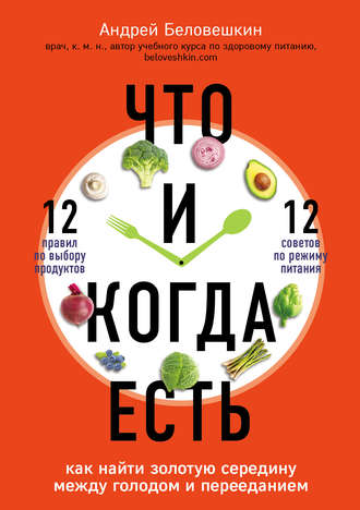Андрей Беловешкин, Что и когда есть. Как найти золотую середину между голодом и перееданием