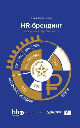 Нина Осовицкая, HR-брендинг. Фокус на эффективность