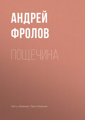 Андрей Фролов, Пощечина