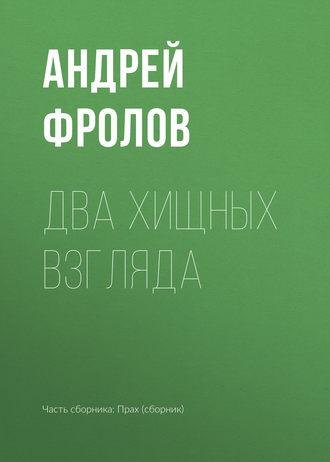 Андрей Фролов, Два хищных взгляда