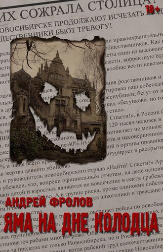 Андрей Фролов, Яма на дне колодца
