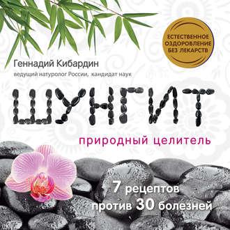 Геннадий Кибардин, Шунгит: Природный целитель