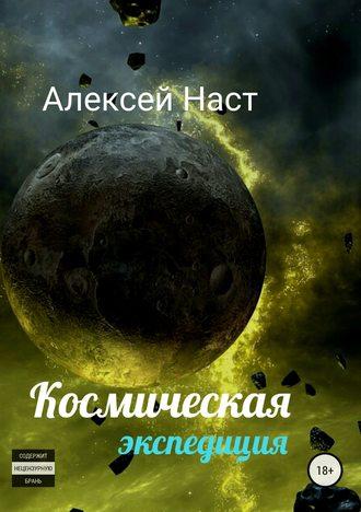 Алексей Наст, Космическая экспедиция