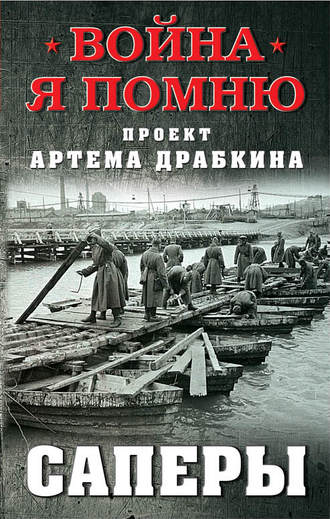 Артем Драбкин, Саперы