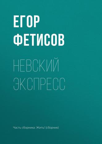 Егор Фетисов, Невский экспресс