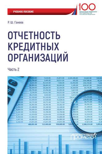 Радмир Ганеев, Отчетность кредитных организаций. Часть 2