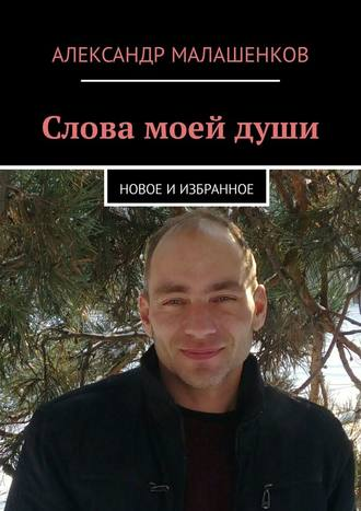 Александр Малашенков, Слова моей души. Новое иизбранное