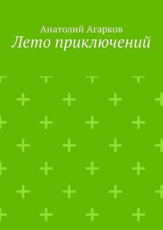 Анатолий Агарков, Лето приключений. Настоящий друг не позволит тебе совершать глупости в одиночку