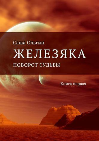 Саша Ольгин, Железяка. Поворотсудьбы. Книга первая