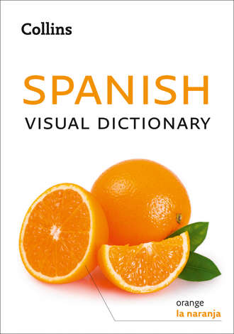 Collins Dictionaries, Collins Spanish Visual Dictionary