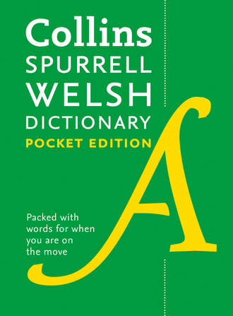 Collins Dictionaries, Collins Spurrell Welsh Dictionary Pocket Edition: trusted support for learning