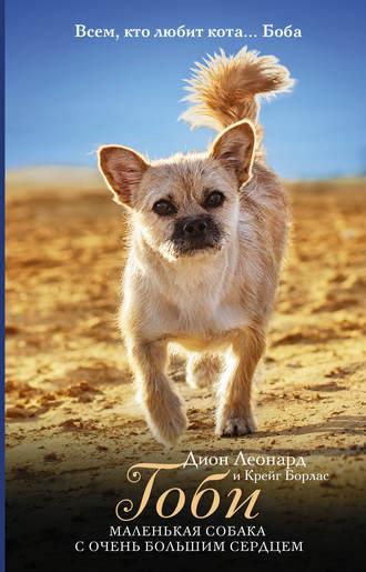 Дион Леонард, Крейг Борлас, Гоби – маленькая собака с очень большим сердцем