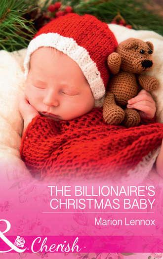 Marion Lennox, The Billionaire's Christmas Baby