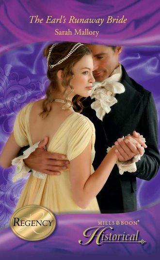 Sarah Mallory, The Earl's Runaway Bride