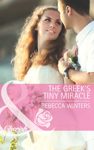 Rebecca Winters, The Greek's Tiny Miracle