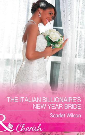 Scarlet Wilson, The Italian Billionaire's New Year Bride