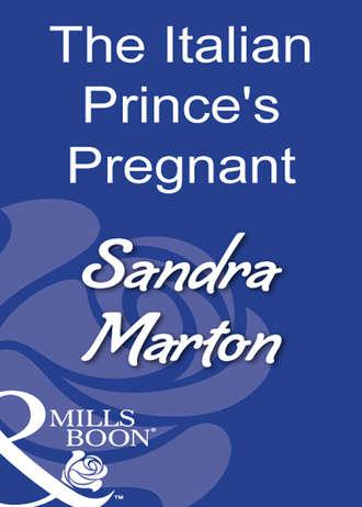 Sandra Marton, The Italian Prince's Pregnant Bride
