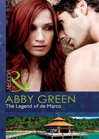 ABBY GREEN, The Legend of de Marco