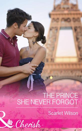 Scarlet Wilson, The Prince She Never Forgot
