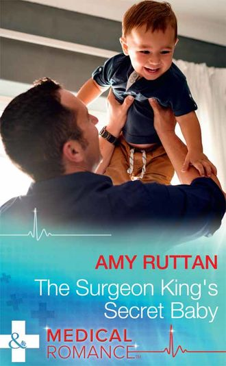 Amy Ruttan, The Surgeon King's Secret Baby