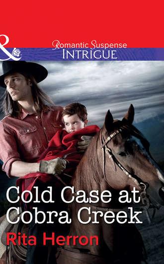 Rita Herron, Cold Case at Cobra Creek