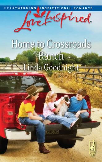 Linda Goodnight, Home to Crossroads Ranch