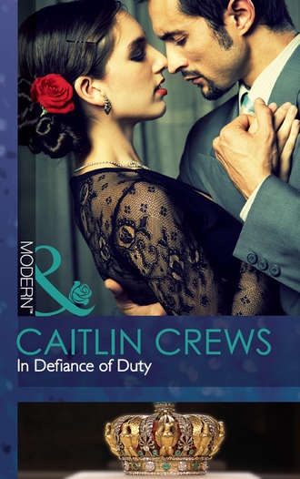 CAITLIN CREWS, In Defiance of Duty