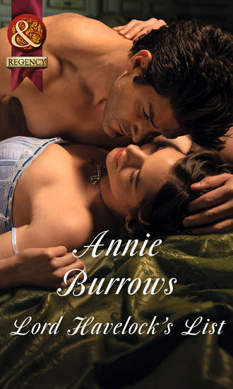 ANNIE BURROWS, Lord Havelock's List