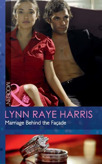 Lynn Harris, Marriage Behind the Façade